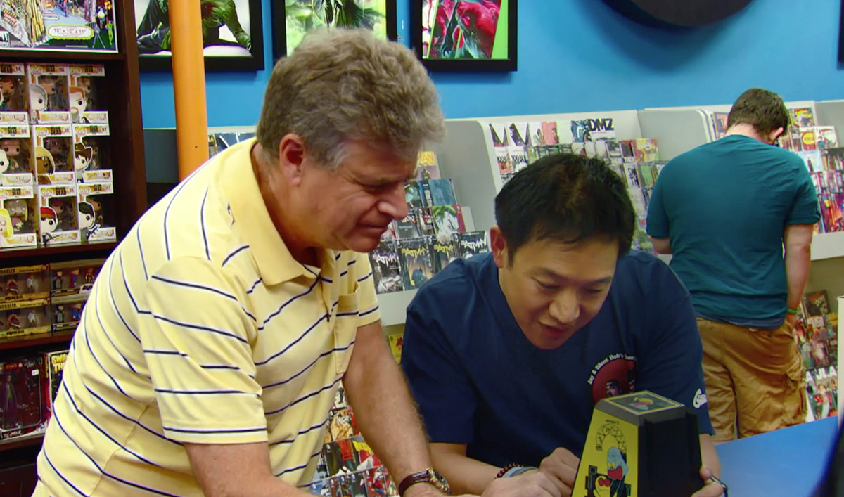 Full Episode — Ming Goes Head-to-Head With a Customer on a Vintage Pac-Man Game