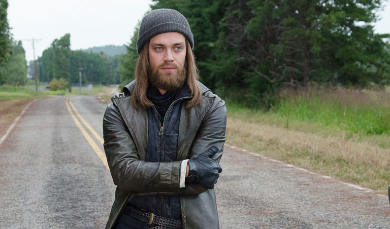 <em>Talking Dead</em> Airs This Sunday 10/9c With Tom Payne and Xander Berkeley