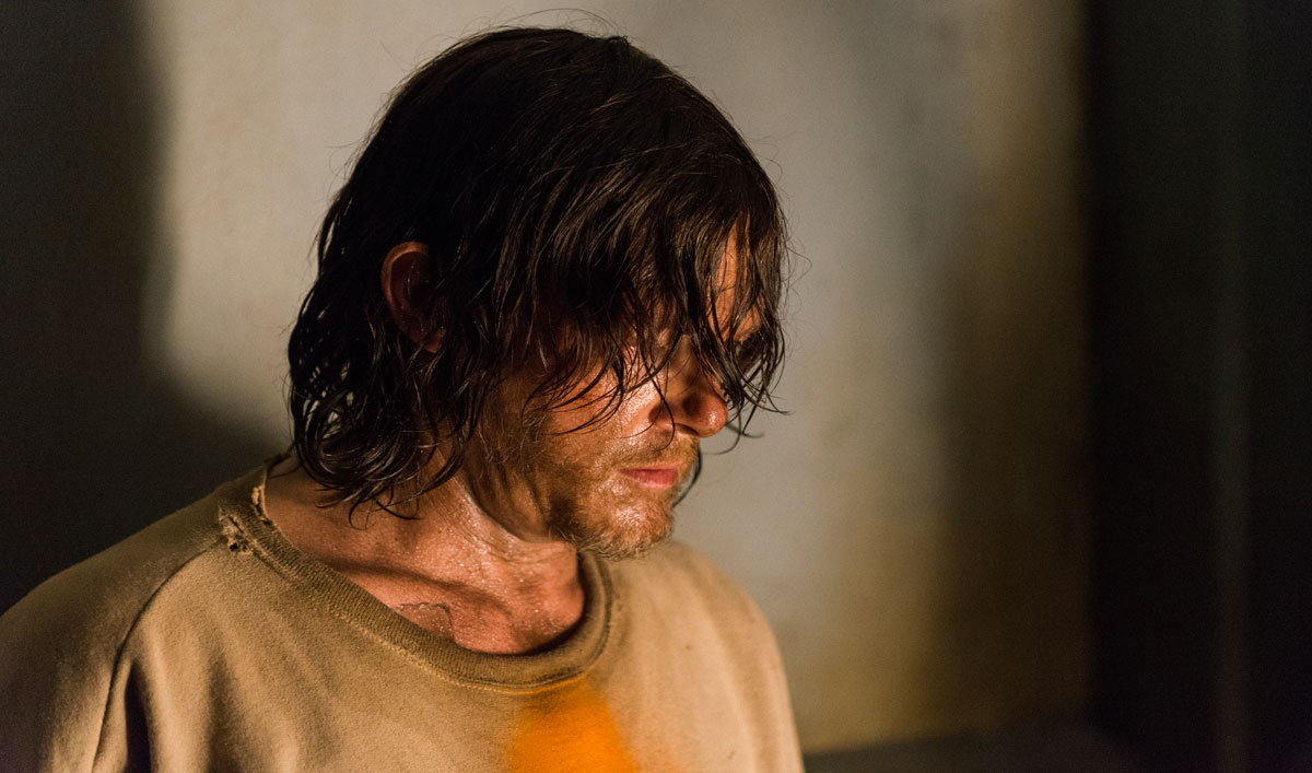 "Talked About Scene From ""The Cell"" — Will Daryl Choose to Be a Savior?"