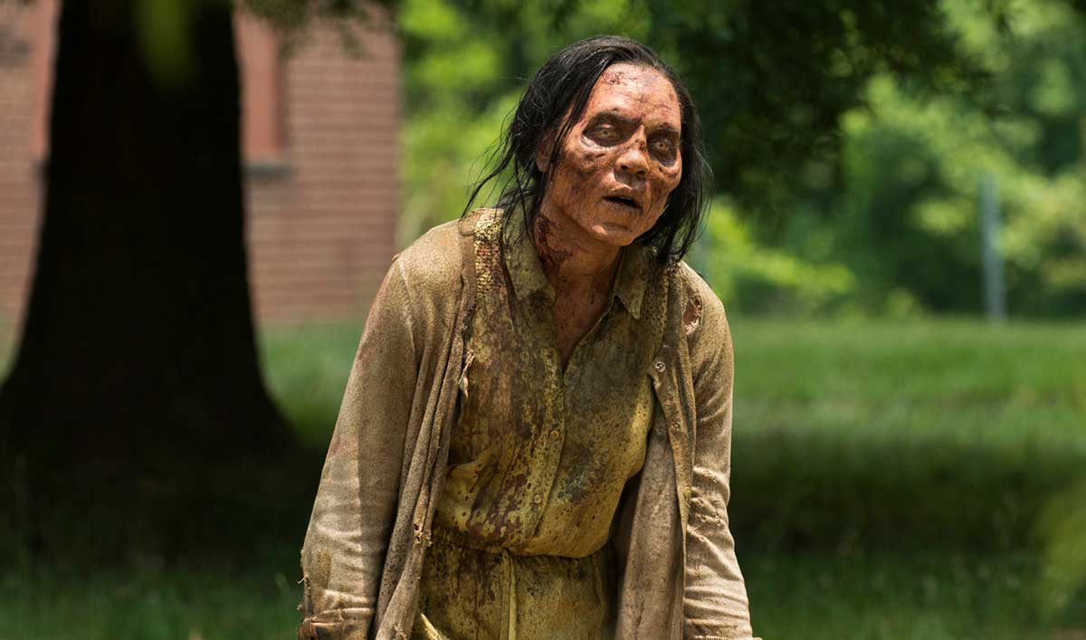 Extras for <em>The Walking Dead</em> Season 7, Episode 6