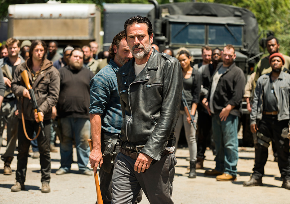 The Walking Dead - The Walking Dead Season 7 Episodic Photos ...
