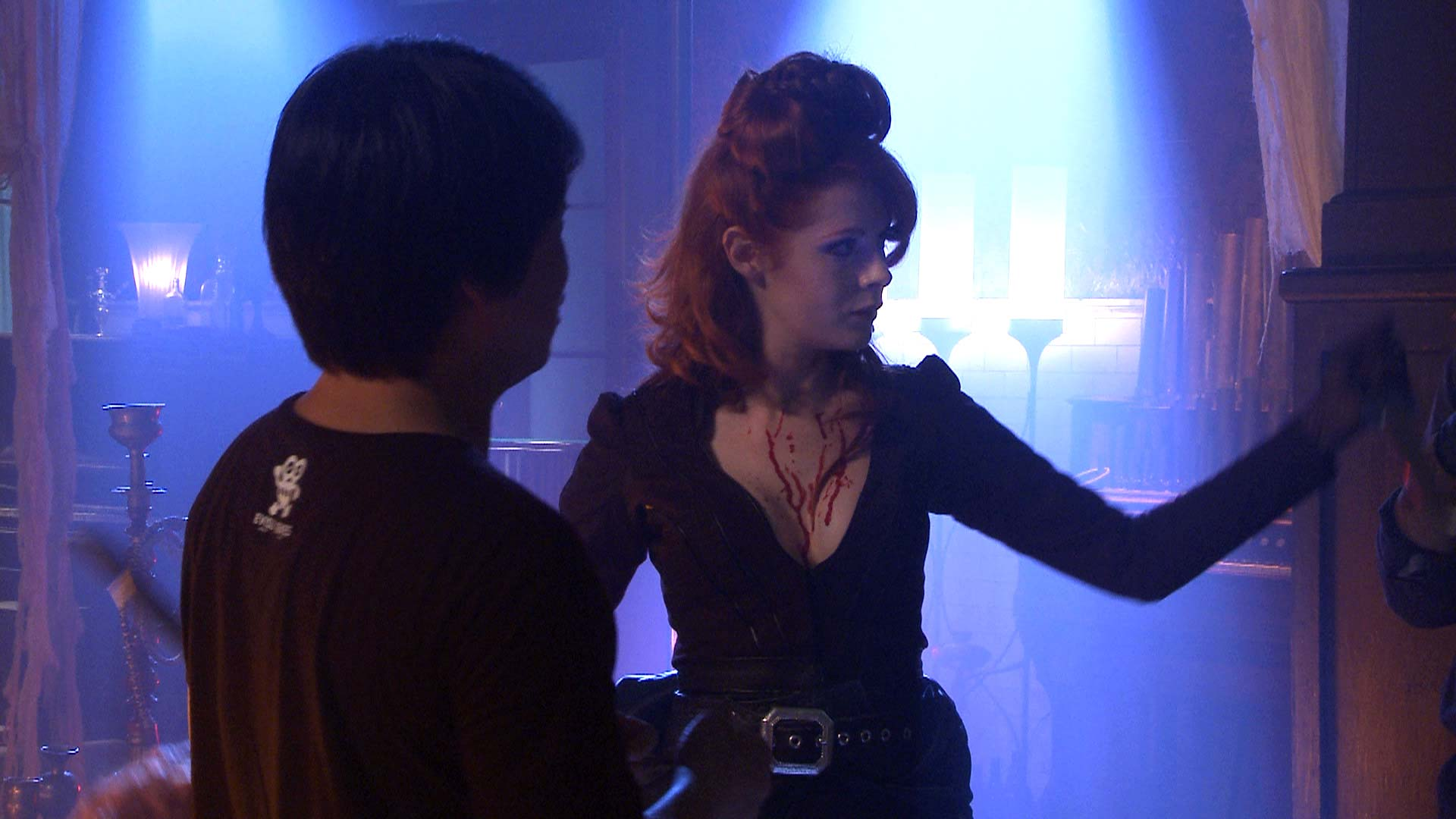 Video Extra Into The Badlands Anatomy Of A Fight Episode 102