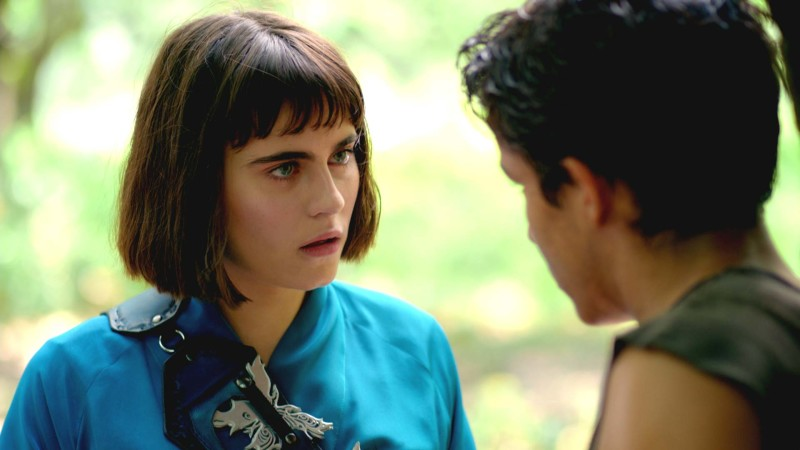 Sneak Peek: Episode 102: Into the Badlands: Fist Like a Bullet