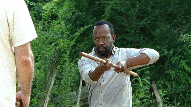 Inside Episode 604: The Walking Dead: Here's Not Here