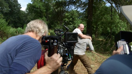 Making of Episode 604: The Walking Dead: Here's Not Here
