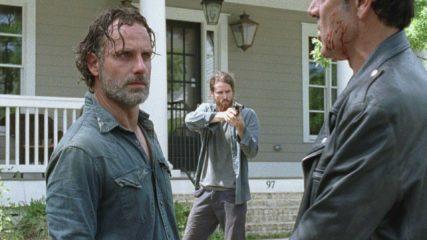(SPOILERS) Inside The Walking Dead Season 7, Episode 8