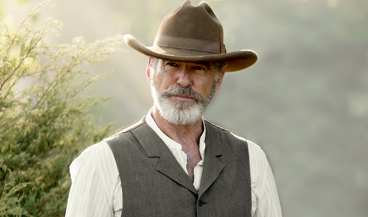 New Photos From <em>The Son</em> Show Pierce Brosnan as Ruthless Oil Tycoon