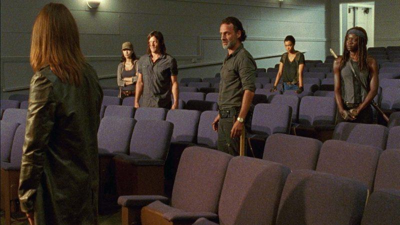 The Walking Dead Season 7 Teaser: Rise Up