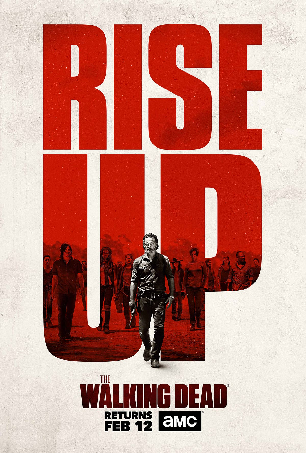 Blogs The Walking Dead Rise Up And Get Ready For War With