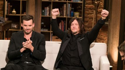 "Talking Dead on ""Hearts Still Beating"""
