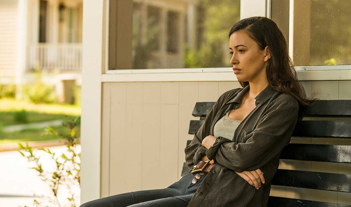 <em>Talking Dead</em> Airs This Sunday at 11/10c With Christian Serratos