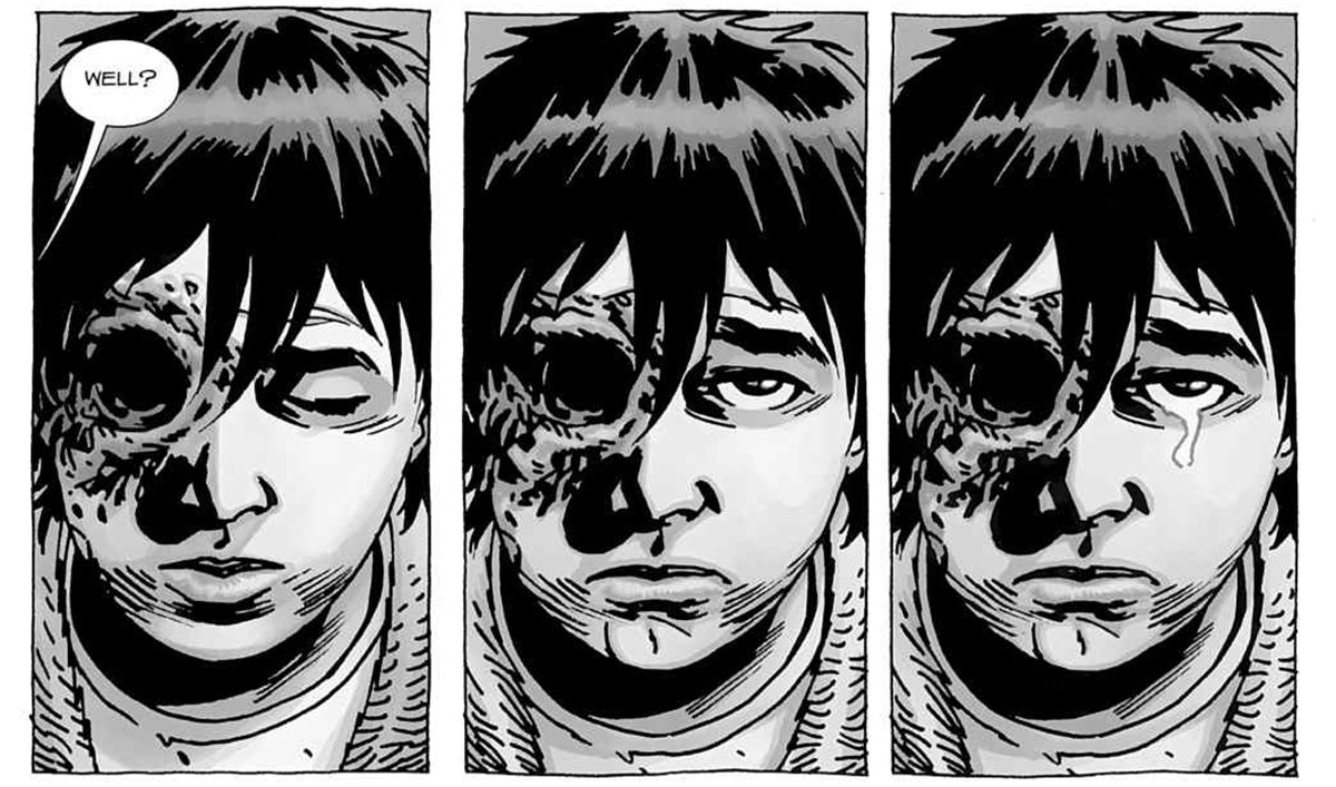 The Comic Origins of the Survivors&#8217; Guilt in <em>The Walking Dead</em> Season 7