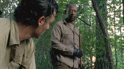 Talked About Scene: Episode 601: The Walking Dead: First Time Again