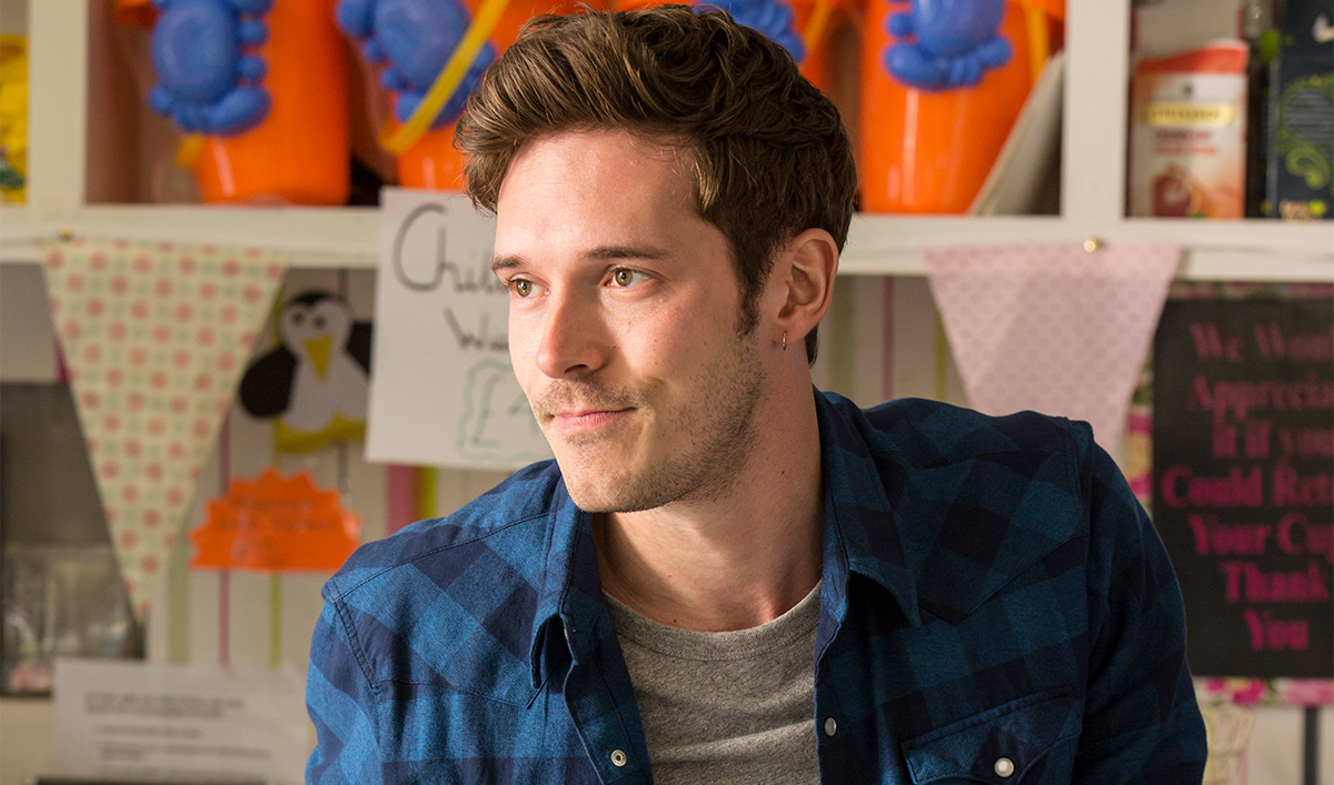 <em>HUMANS</em> Q&A — Sam Palladio (Ed Hooley)