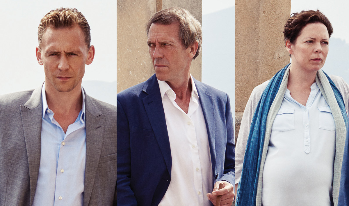 <em>The Night Manager</em> Wins 3 Golden Globe Awards for Acting