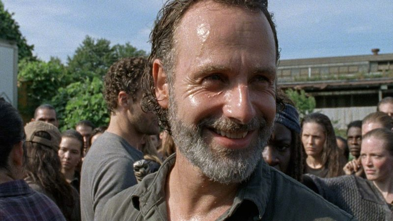 (SPOILERS) Talked About Scene from The Walking Dead Season 7: Episode 9