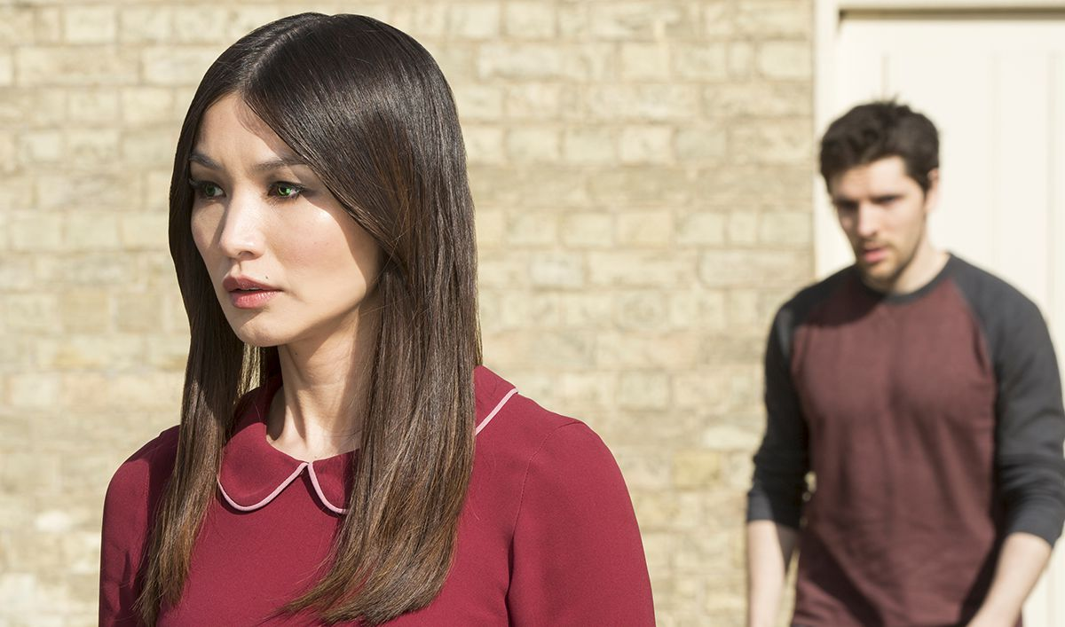 <em>Humans</em> Q&#038;A &#8212; Gemma Chan (Mia)