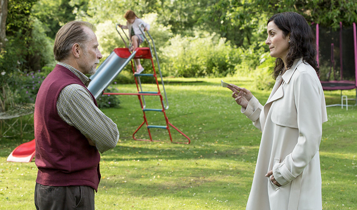 <em>NY Times</em> Talks With Gemma Chan; <em>Vulture</em> Interviews Carrie-Anne Moss