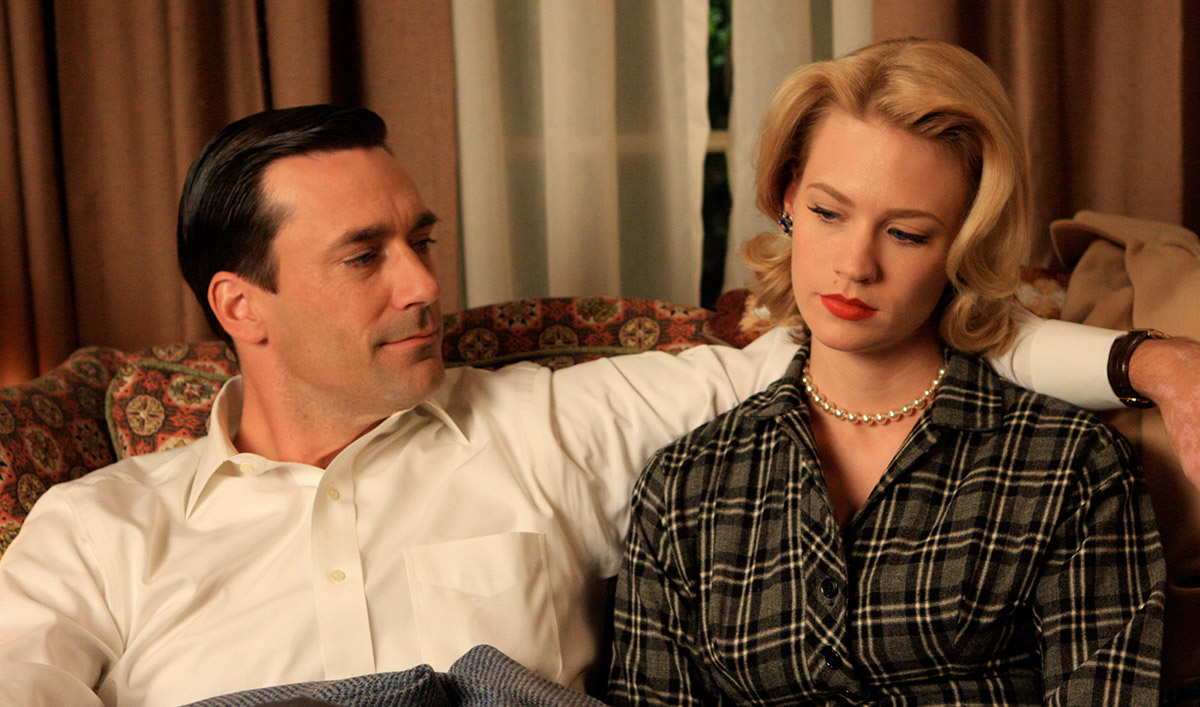 Celebrate Valentine's Day (and More) with <em>Mad Men</em> Full Episodes
