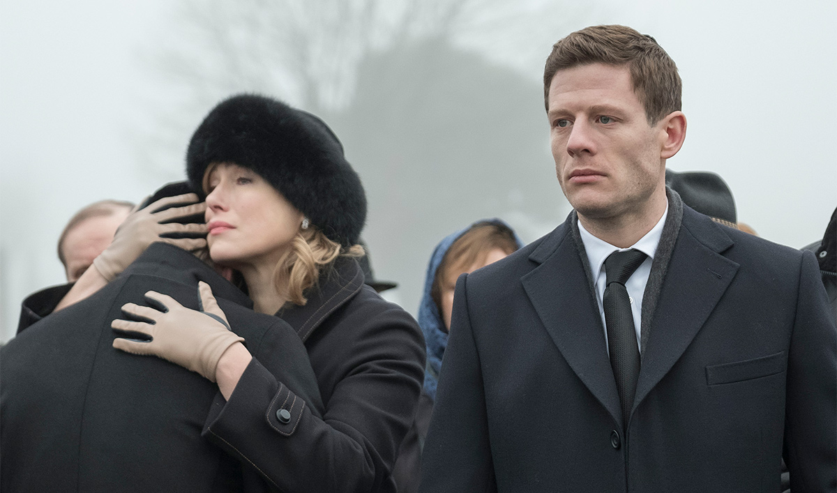 AMC Releases First Photo From Upcoming Series <em>McMafia</em>