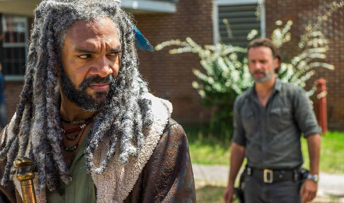 Will King Ezekiel Risk His Utopia to Fight Negan? Watch <em>The Walking Dead</em> Mid-Season Premiere for Free