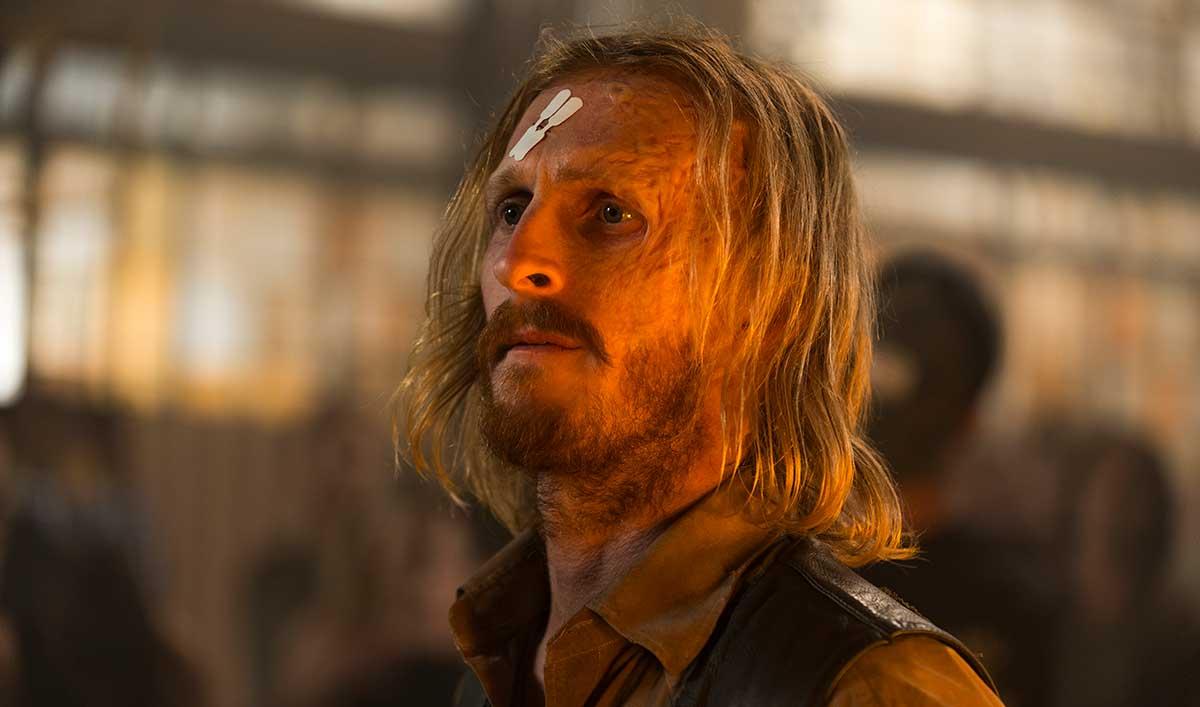 (SPOILERS) <em>The Walking Dead</em> Q&#038;A — Austin Amelio (Dwight)