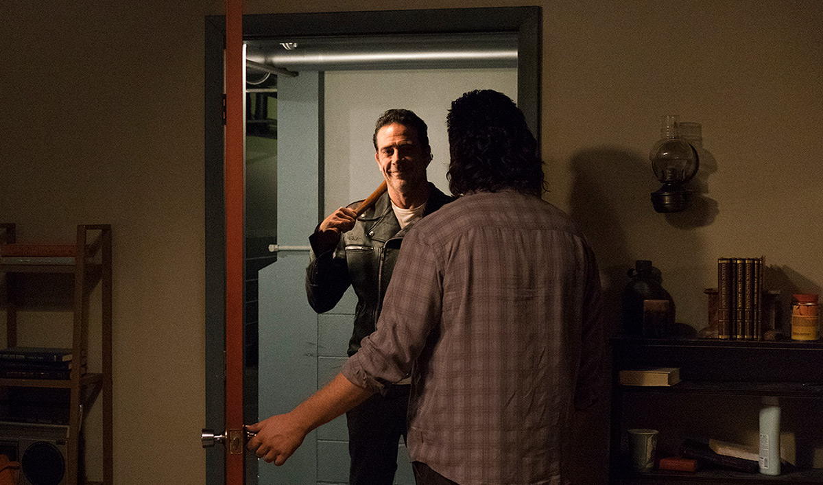 <em>EW</em> Interviews Josh McDermitt; <em>Uproxx</em> Asks If Eugene Is for Real