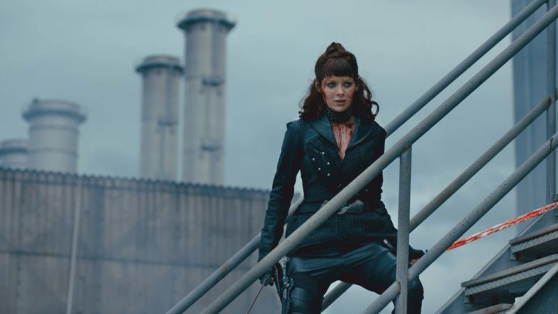 Into the Badlands Talked About Scene: Season 2, Episode 1