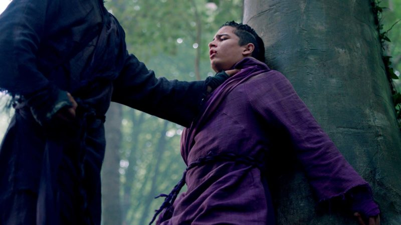 Into the Badlands Talked About Scene: Season 2, Episode 2