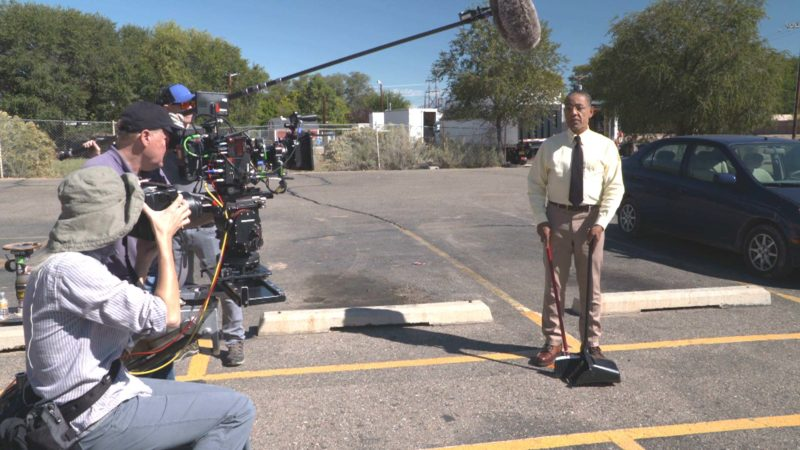 Better Call Saul Season 3: Greeting From Set