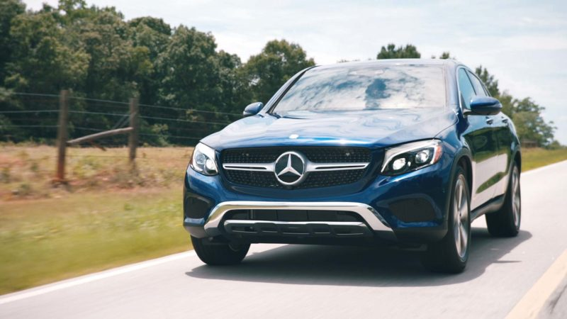 Mercedes Benz 2017 GLC Coupe presents INTO THE BADLANDS