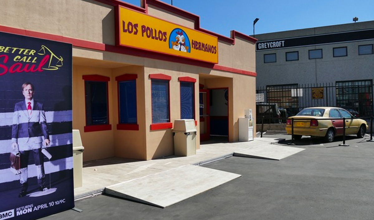 Los Pollos Hermanos Is Coming to New York and Los Angeles