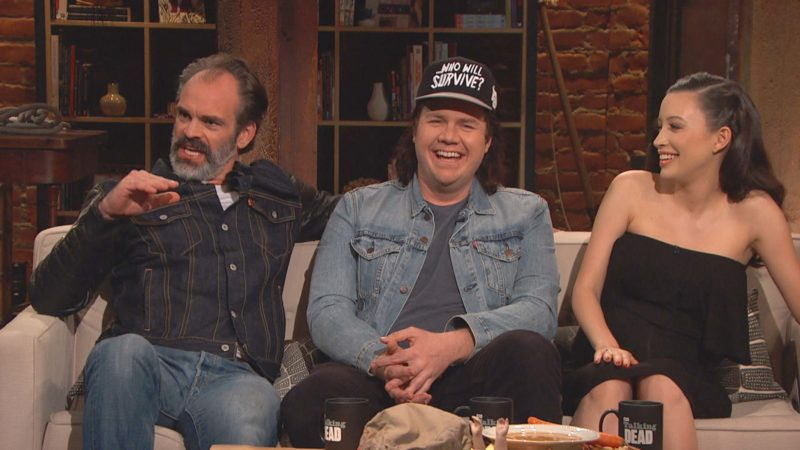 Talking Dead: Bonus Scene: Season 7, Episode 14