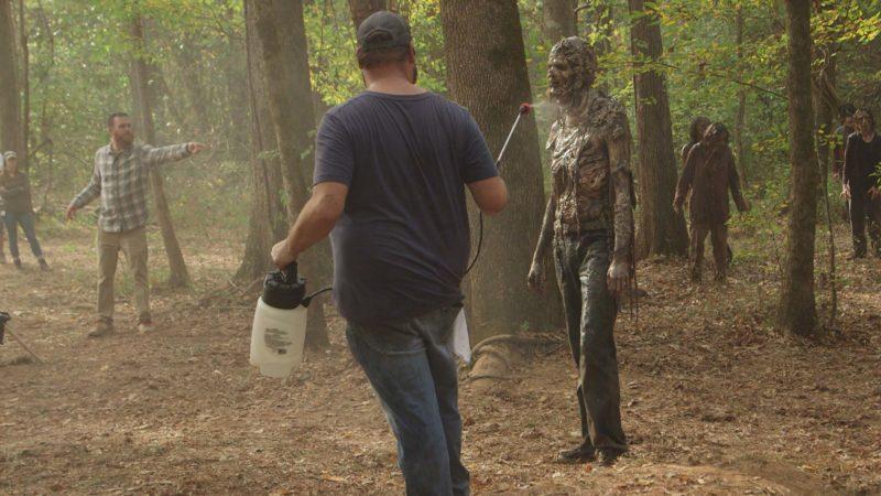 (SPOILERS) Making of The Walking Dead: Season 7, Episode 15