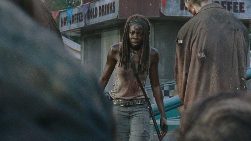 (SPOILERS) Talked About Scene from The Walking Dead: Season 7, Episode 12