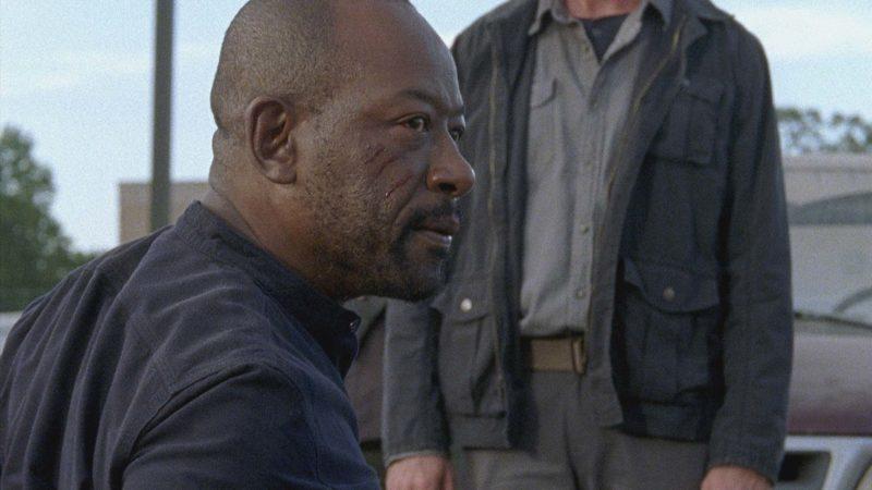 (SPOILERS) Talked About Scene from The Walking Dead: Season 7, Episode 13