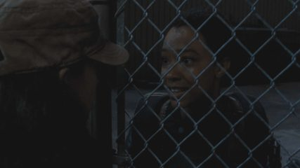(SPOILERS) Talked About Scene from The Walking Dead: Season 7, Episode 14