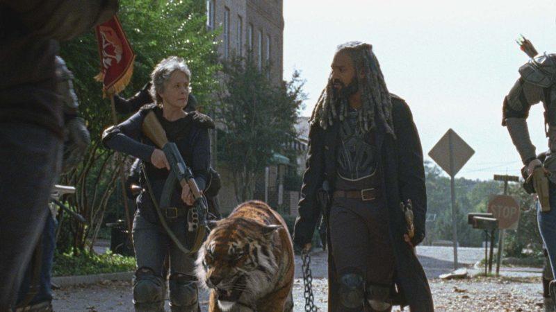 Sneak Peek of The Walking Dead: Season 7, Episode 16