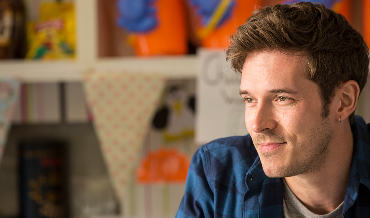 <em>Humans</em> Q&#038;A &#8212; Sam Palladio (Ed Hooley)