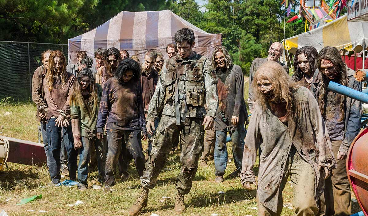 <em>The Walking Dead</em> Honored With Emmy Nomination