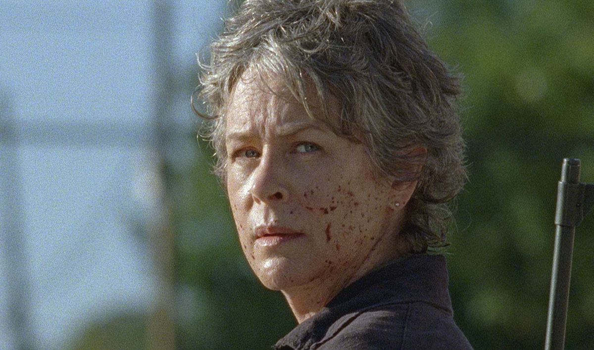 Sneak Peek of <em>The Walking Dead</em> Season 7, Episode 13 — A Few Walkers Won't Stop Carol From Getting to the Kingdom