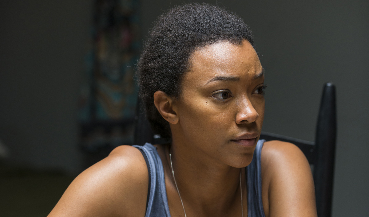 Where's Sasha Going in This Sneak Peek of <em>The Walking Dead</em> Season 7, Episode 14?