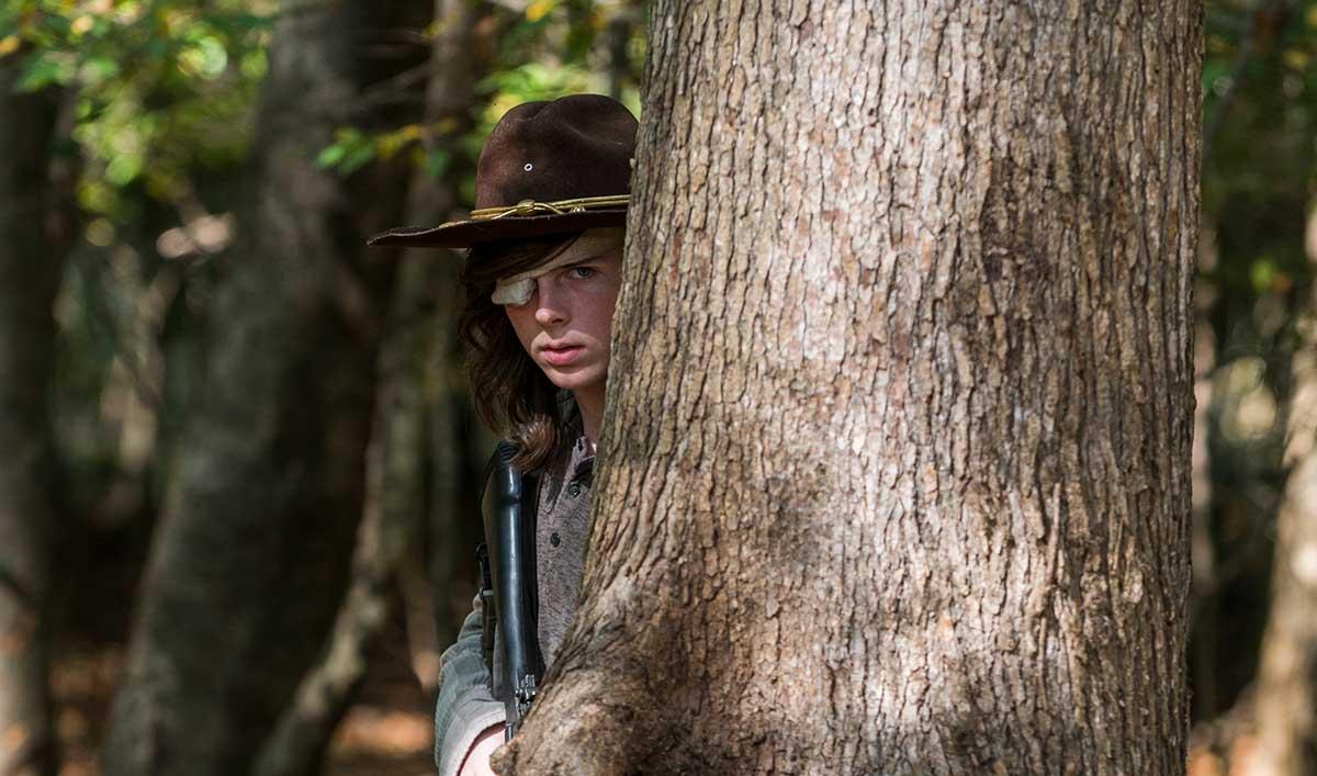 Extras for <em>The Walking Dead</em> Season 7, Episode 15