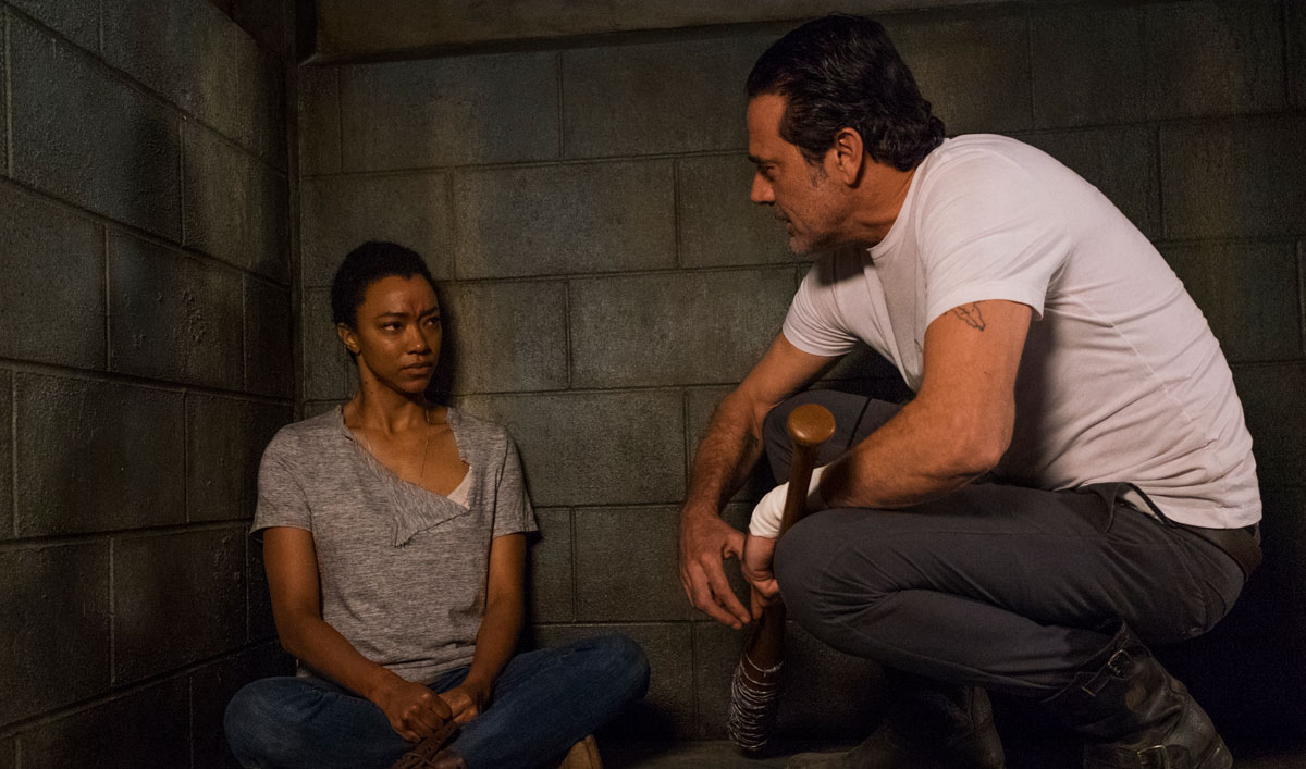Inside <em>The Walking Dead</em> Season 7, Episode 15 — Cast and Creators on the Good Guys, Bad Guys, and All the Shades Between