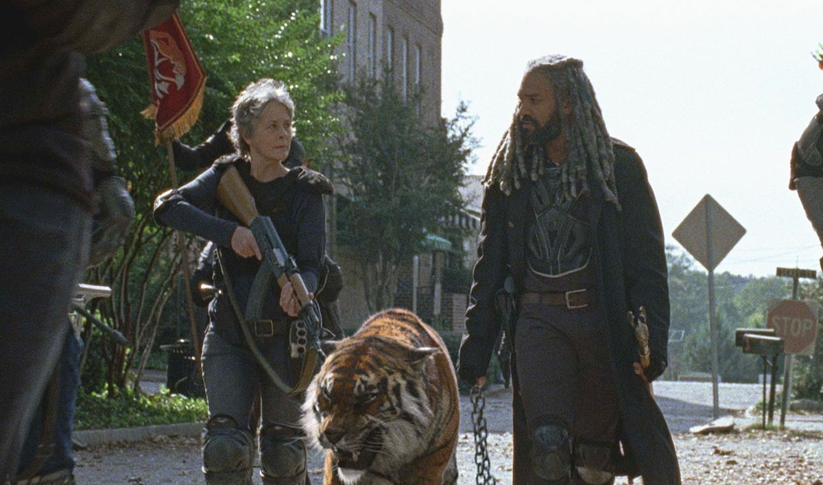 Scott Gimple Warns <em>EW</em> of Action-Heavy Season 8; <em>CBR</em> on 100th Episode