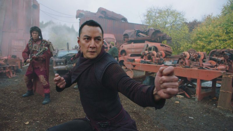Into the Badlands Talked About Scene: Season 2, Episode 5