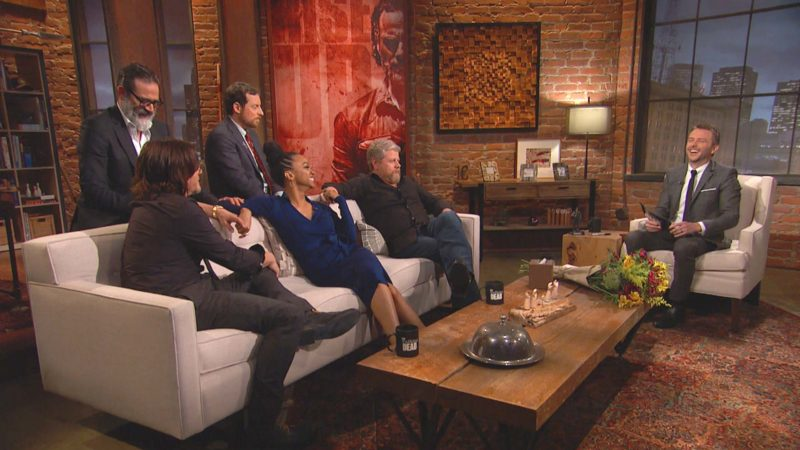 Bonus Scene: Talking Dead: Season 7, Episode 16