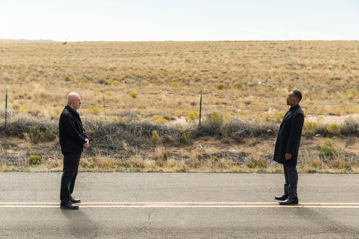 Mike and Gus Fring Finally Meet — Watch Episode 3 Now