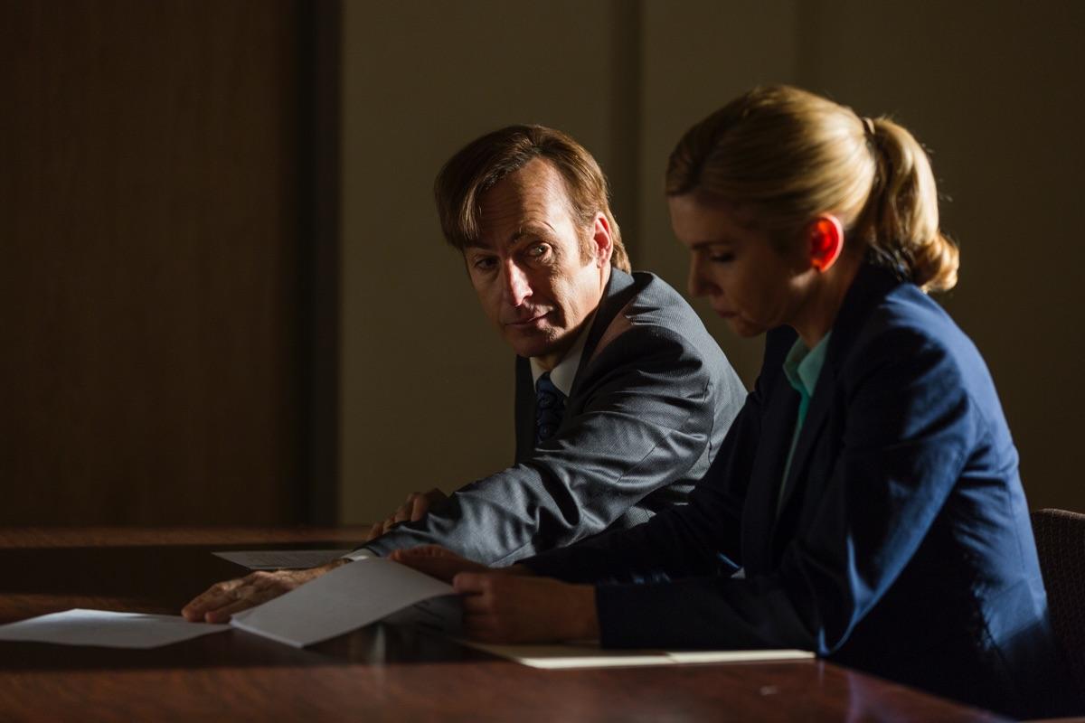 Extras for <em>Better Call Saul</em> Episode 4