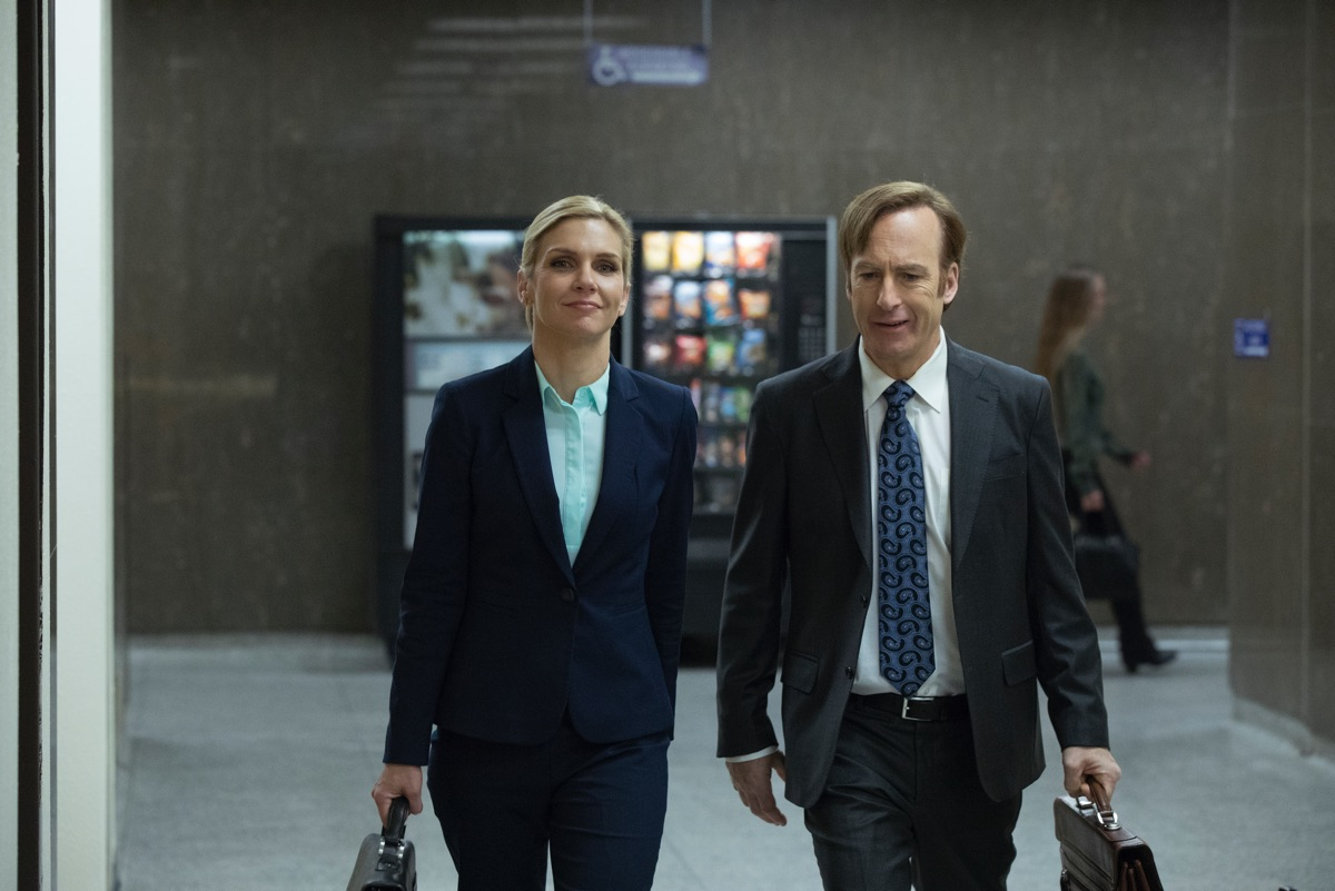 <em>LA Times</em> Talks With Bob Odenkirk; <em>Variety</em> Deems Season 3 the Best Yet